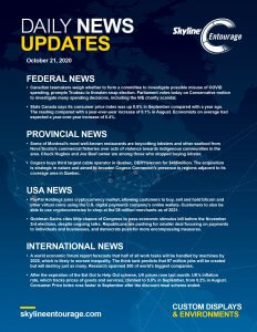 Covid-19 Daily News Updates - Download October 21, 2020 PNG