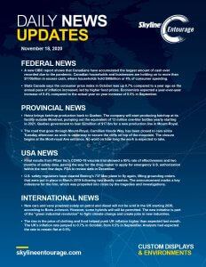 Covid-19 Daily News Updates - Download November 18, 2020 PNG