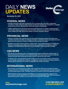 Covid-19 Daily News Updates - Download November 23, 2020 PNG
