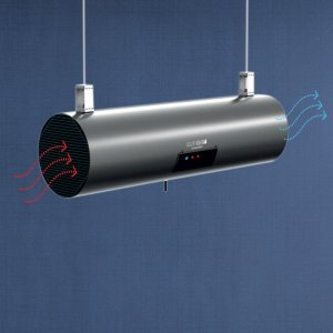 UVAIR 300F-SE, unité de désinfection de l'air aux ultraviolets