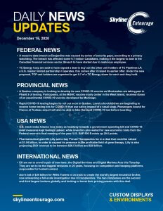 Covid-19 Daily News Updates - Download December 15, 2020 PNG
