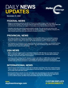 Covid-19 Daily News Updates - Download December 21, 2020 PNG