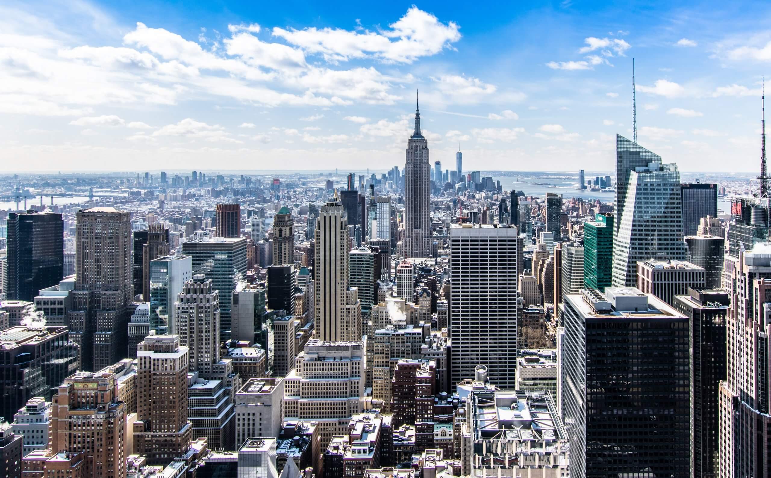 COVID-19, Buildings, UVC light, disinfecting buildings & elevators, skyline entourage