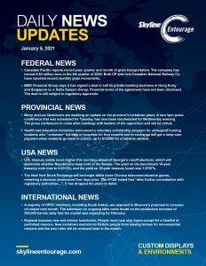 Covid-19 Daily News Updates - Download January 5, 2021