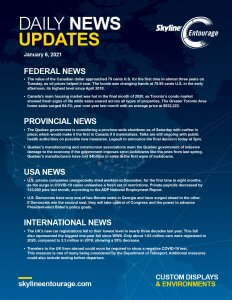 Covid-19 Daily News Updates - Download January 6, 2021 PNG