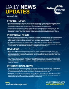 Covid-19 Daily News Updates - Download January 7, 2021 PNG