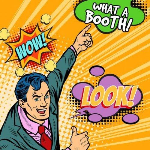 Trade show tips, Booth, exhibit design, staffers, blog, stand d'expositio, Skyline Entourage